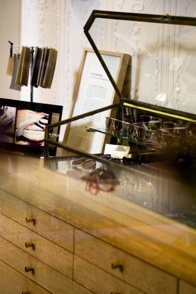 meuble de travail opticien lunetier rubbel