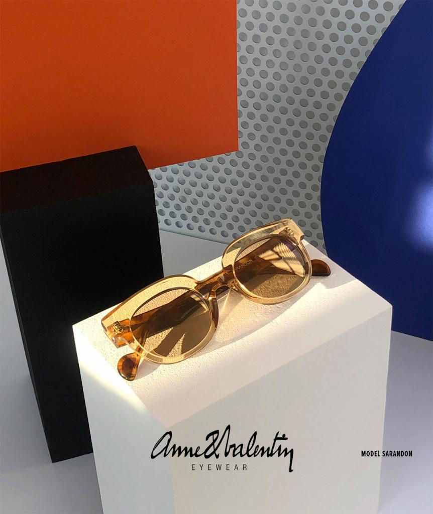 Lunettes de marque modèle Sarandon Anne & Valentin