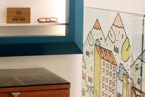 Aix-en-provence : Intérieur de Connivence opticen