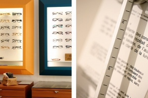Aix-en-provence vitrine de Connivence Opticien