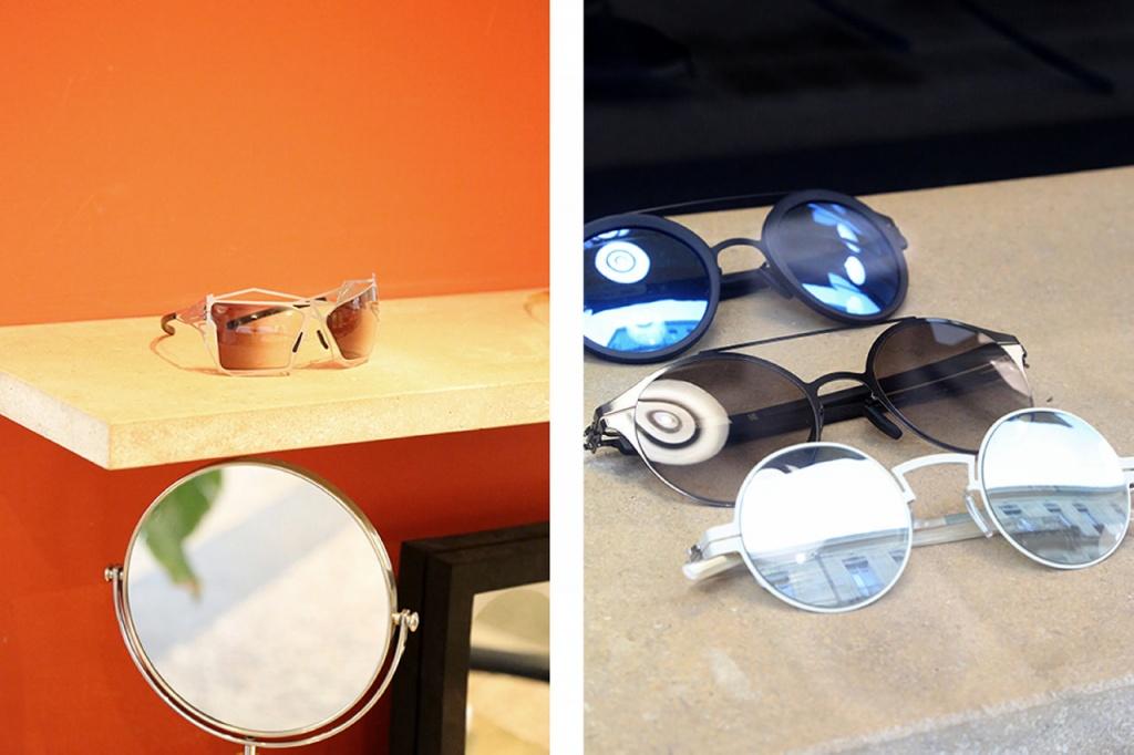 à Nimes exemple de lunettes chez votre opticien Bonnetain