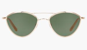 Lunettes de marque modèle Breeze Sun Garrett Leight détail