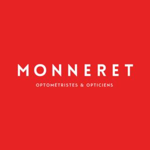 Logo de Opticien lunetier à Annecy Maison Monneret