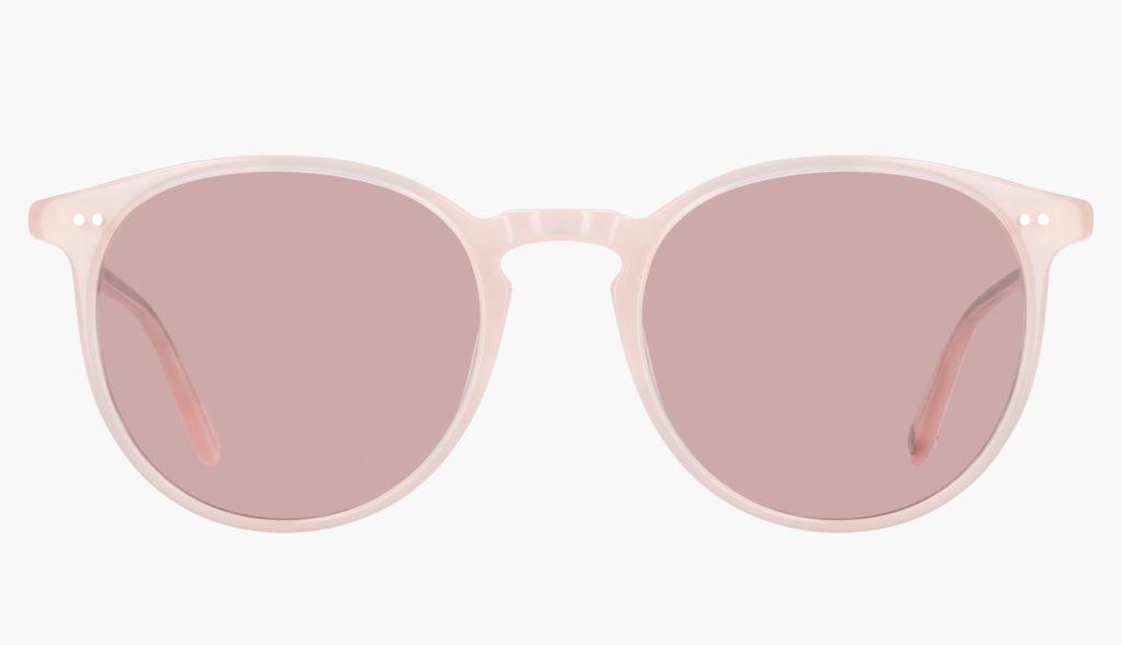 Lunettes de marque modèle Morning Sun Garrett Leight détails