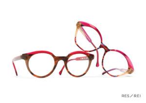 createur de lunettes Res Rei modele Cornet