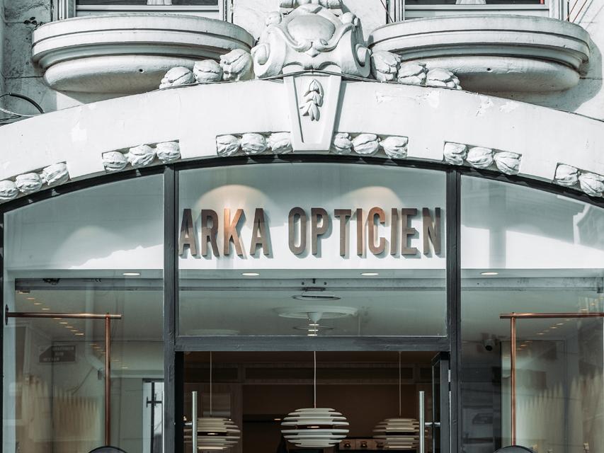 facade hausmanienne boutique Arka