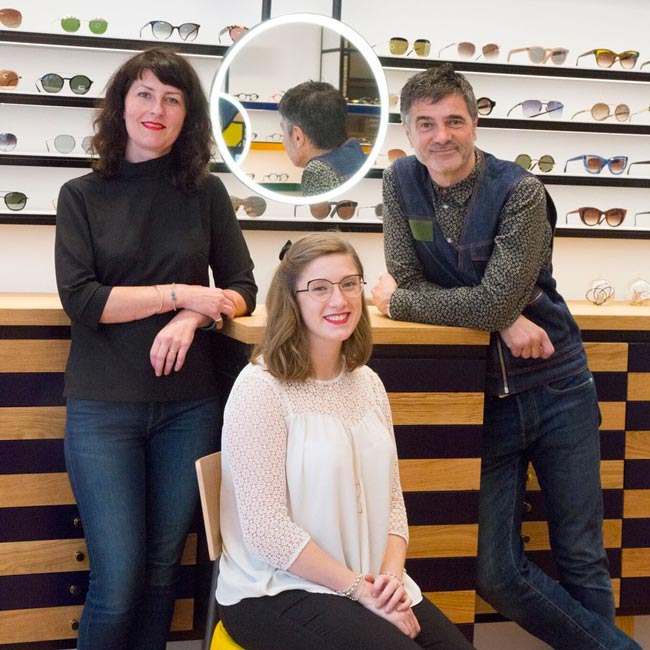 4c5d2458d1139 Mendiburu Opticien   Les Opticiens Eye Like