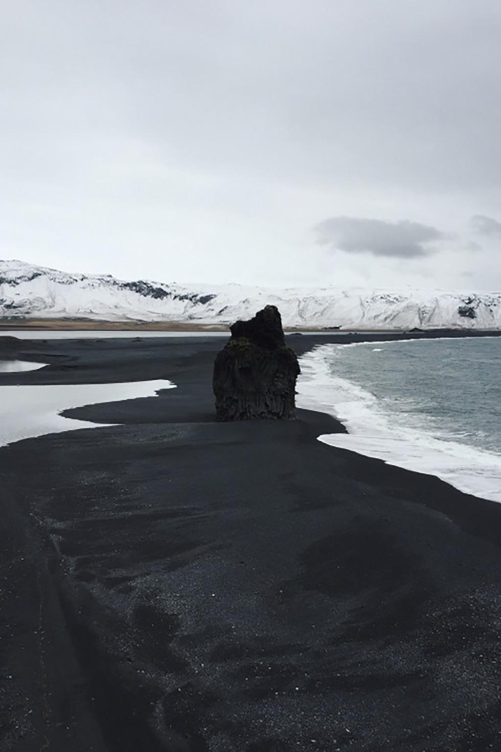 Rocher mer et iceberg. opticien lunetier
