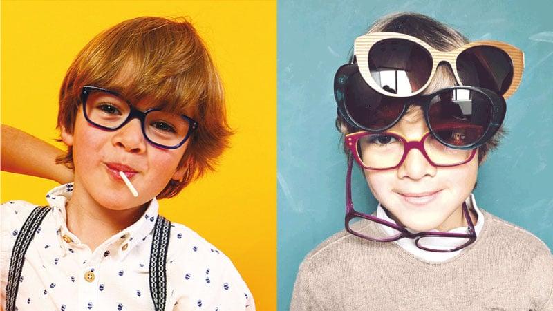 Ainsi, l usage de tablettes, ordinateurs et autres écrans s étant  démocratisé, il faut offrir aux enfants un confort optimal et des lunettes  qui s adaptent ... e56ac73e181