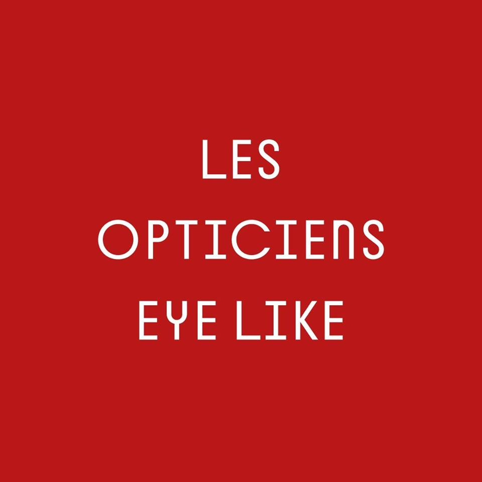 Logo les opticiens Eye-Like