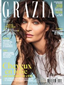 Couverture du magazine Grazia pour Eye Like