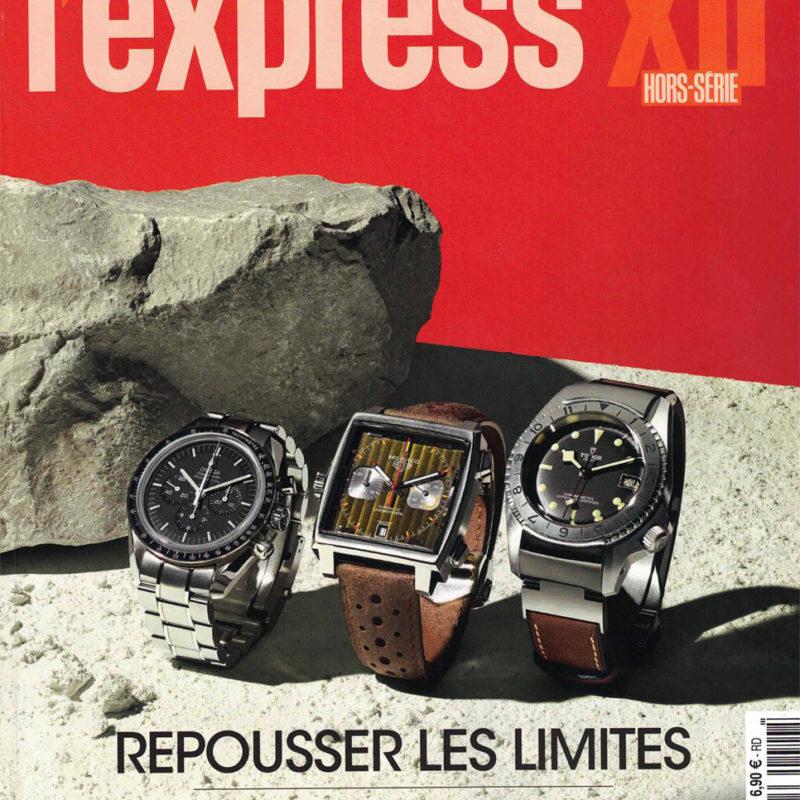 couverture l'express, hors série 24