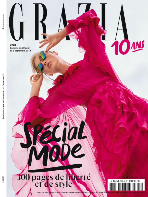Grazia Michel Henau Publication septembre 2019