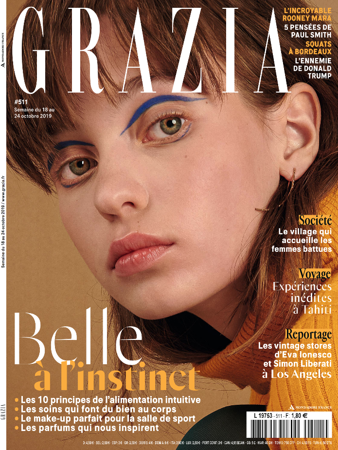 Eye-Like GRAZIA- 18 OCTOBRE 2019