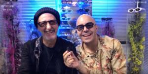 Livio Grazottin et Sergio Eusebi- Kuboraum au Silmo 2019