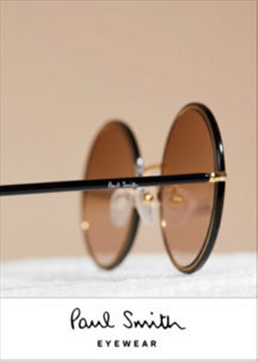 Lunettes Paul Smith eyewear chez Eye-Like soleil monture fine