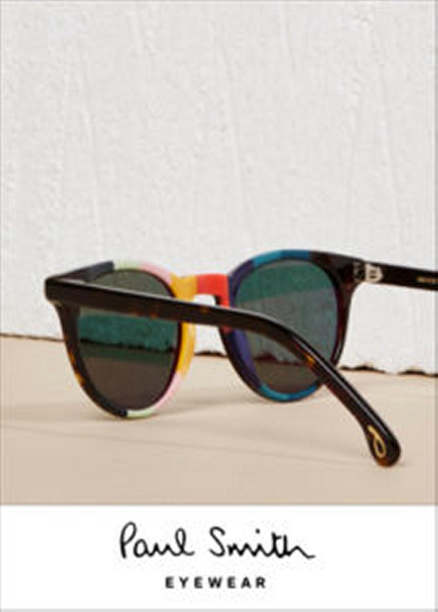 Lunettes Paul Smith eyewear chez Eye-Like soleil monture épaisse