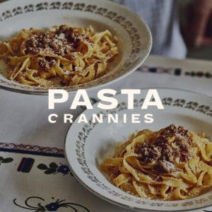 image pasta crannies
