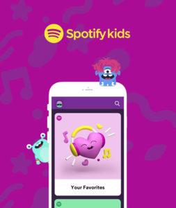 Spotify Kids Les opticiens eye like