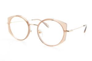 lunettes ronde rose Kaleos