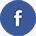 icone facebook bleu